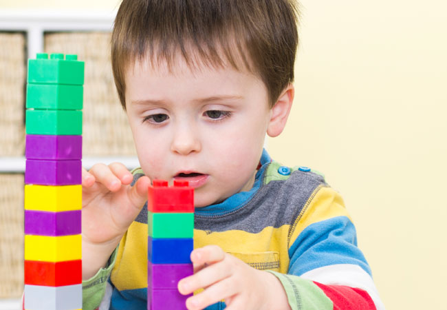 How to Deal With a Toddler with Autism?