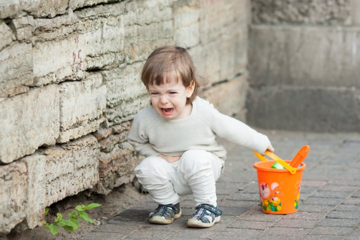 Is It Normal for Toddlers to Have Meltdowns?