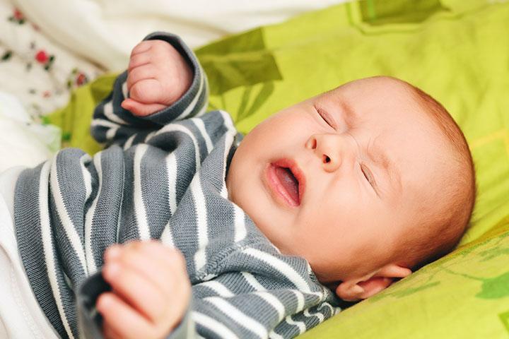 Why is My Newborn Baby Sneezing?