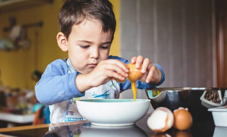Can a toddler eat an egg daily?