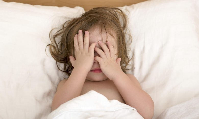 Is it normal for toddlers to have nightmares?