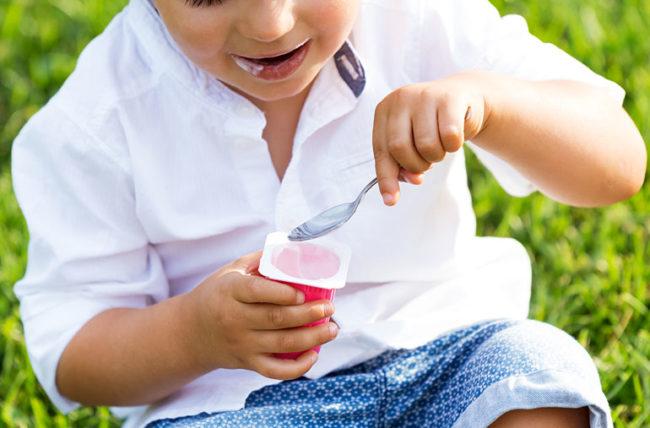 Can a toddler eat yogurt everyday