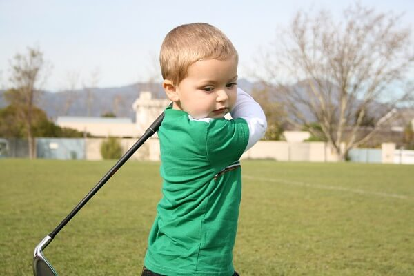 Can a Toddler choke on a golf ball?