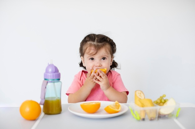When Can Toddlers Eat Oranges?