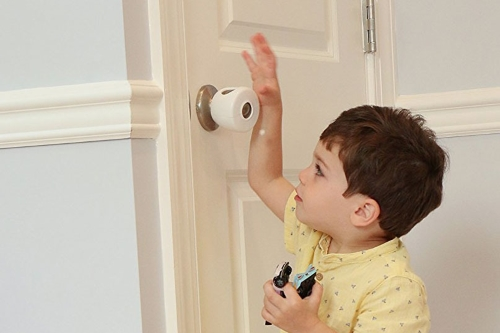 When Can Toddlers Open Door Knobs
